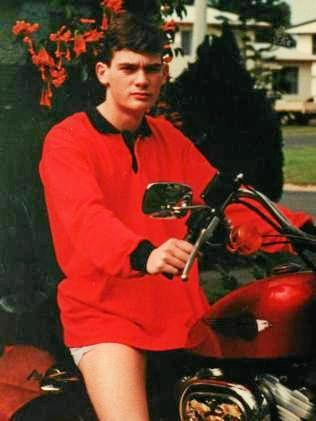 A younger Sean Sargent.