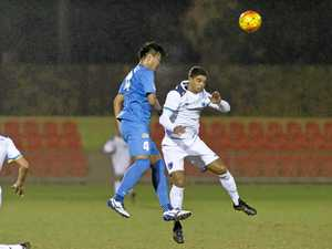 Thunder out of FFA Cup