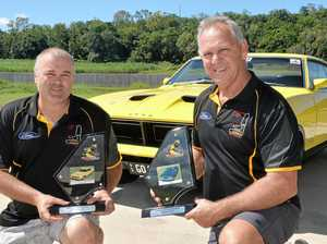 Winning cars line up for Mackay Motor Show