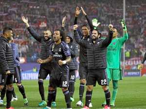 Real survives onslaught to make Champions League final