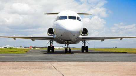 FLIGHTS ARRIVING: Alliance Airlines will use F70 jets on its Bundaberg-Brisbane route.