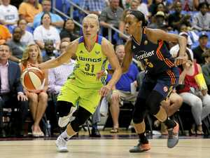 Dallas clips Erin's wings for WNBA season