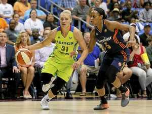 Dallas clips Erin's wings for WNBA season
