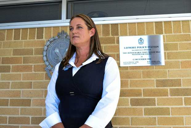 As a parent and police officer, Detective Sergeant Bernadette Ingram said she is concerned about the emergence of huffing around the Northern Rivers.