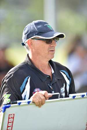MASTERMIND: Bay Power coach Michael Gay will introduce a third debutant in two weeks, after Dan Goodwin and Nick Bennetts debuted against The Waves.