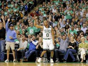 Bradley steps up as Celtics move ahead