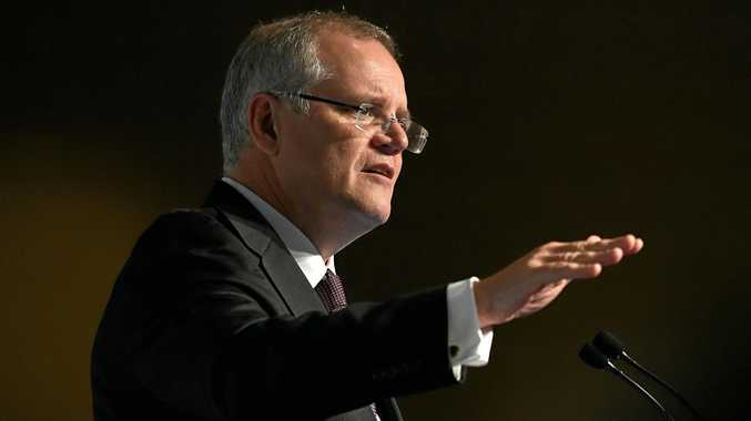 Federal Treasurer Scott Morrison.