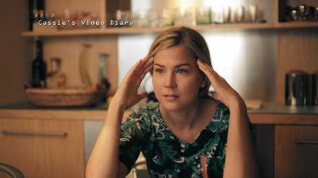 DELICATE SUBJECT: American filmmaker Cassie Jaye documented her journey following the mysterious and polarizing Men's Rights Movement (MRAs).