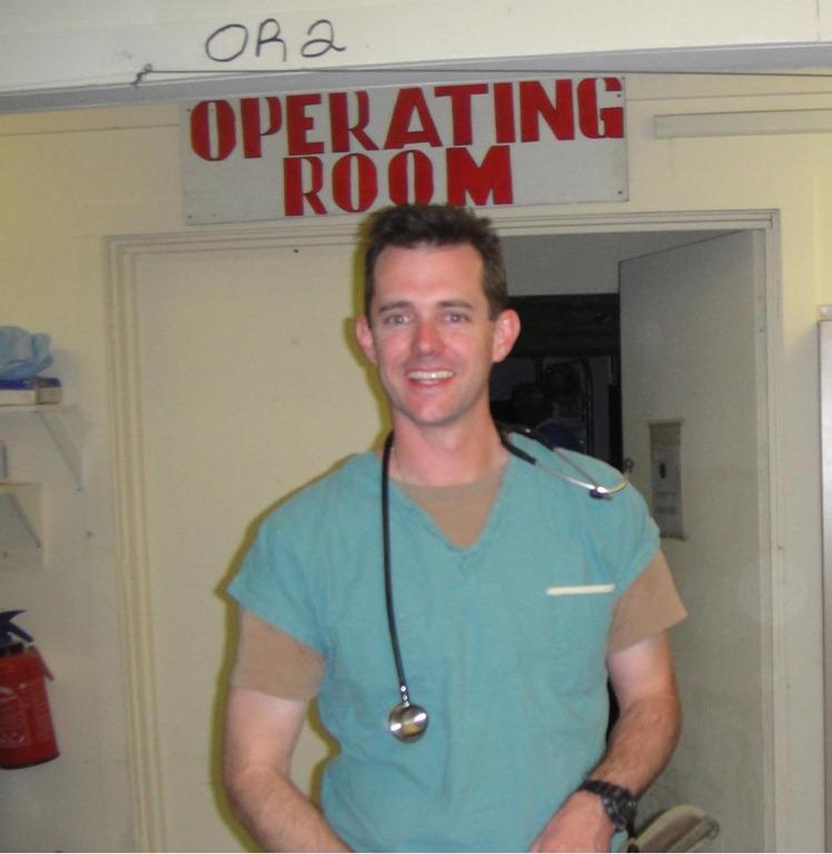 Dr Alan Turner. Photo: Supplied