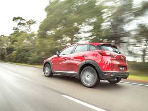 Facelifted Mazda CX-3 small SUV road test and review