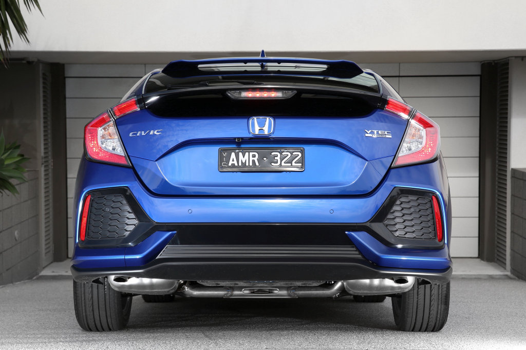 2017 Honda Civic VTi-LX Hatch