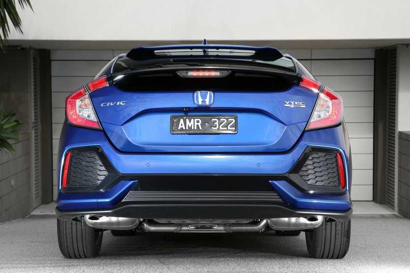 2017 Honda Civic VTi-LX Hatch