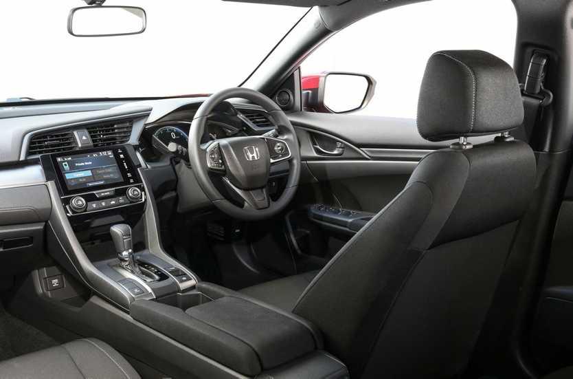 2017 Honda Civic VTi Hatch
