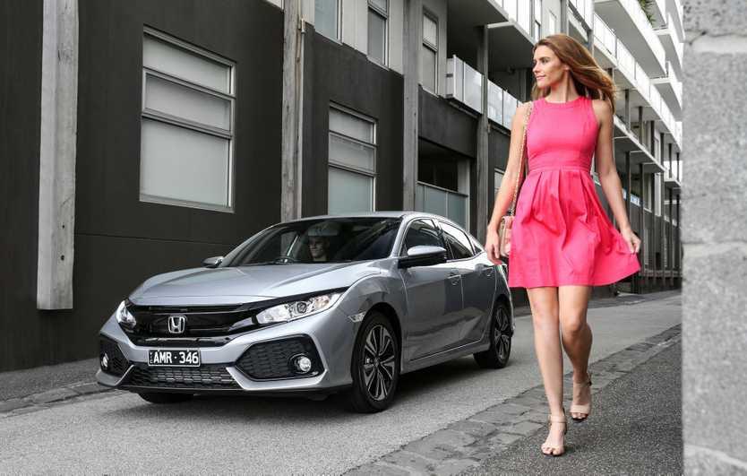 2017 Honda Civic VTi-L Hatch