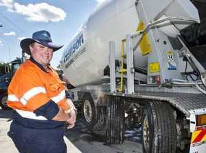 Aussie's largest mixer