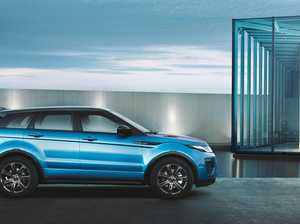 Special edition Range Rover Evoque Landmark coming