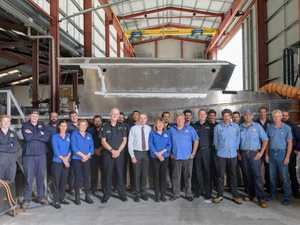 Lower Clarence company wins shipbuilding contract