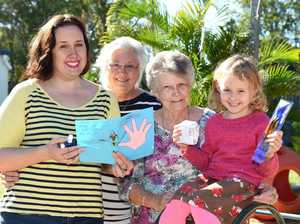 How this four generation family will celebrate Mother's Day
