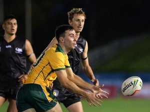 Aussies win opening match of Trans-Tasman series.