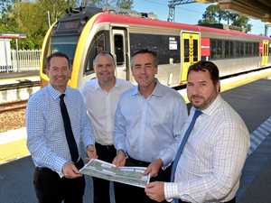 Rail duplication goes nowhere while pollies squabble
