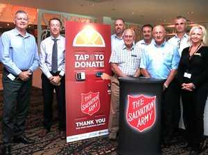 Locals urged to help Salvation Army