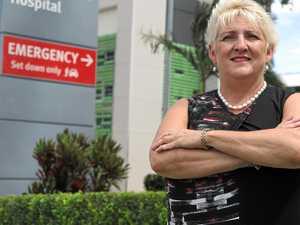 Grim diagnosis as Rockhampton Hospital car park war erupts