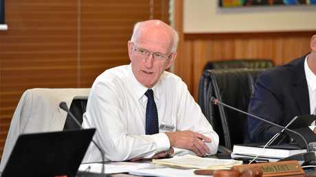 Fraser Coast Regional Council - Mayor Chris Loft.