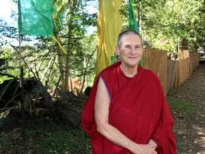 'It's the best thing I've done': Buddhist nun