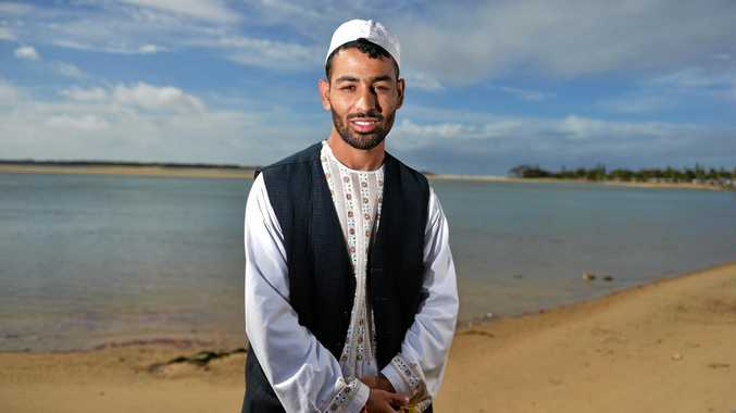 SHARING BELIEFS: Abdul Malik has been helping people on the Coast understand Islam since he arrived in 2008.