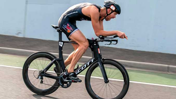 Triathlete Brendan Murray has moved to Tweed in the hope of establishing an elite pathway for up-and-coming triathletes.