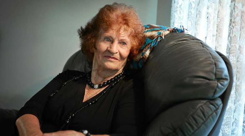 Shirley Summerville from Gympie tells us about her memories of the Second World War.