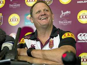 Queensland coach reveals who's in frame for Origin I