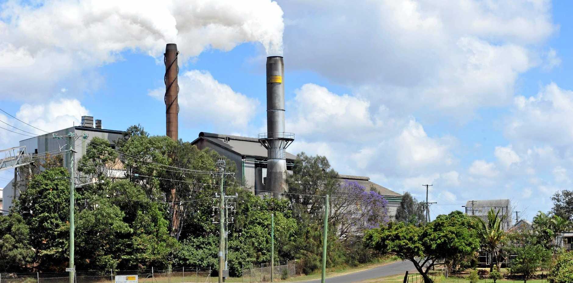 BIG INVESTMENT: Millaquin Mill in East Bundaberg.
