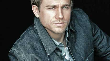Charlie Hunnam has been cast in the movie Fifty Shades of Grey. Supplied by Universal Pictures media website.