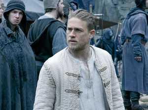 Charlie Hunnam tells all about new King Arthur blockbuster