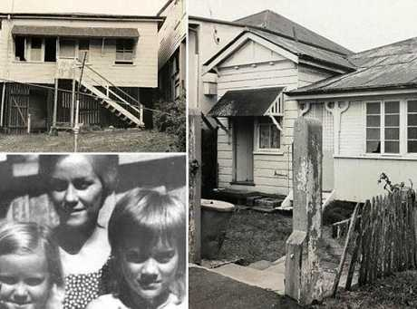 Barbara McCulkin and her daughters Vicki and Leanne disappeared in 1974 from this Highgate Hill home.