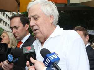 Clive Palmer in bid to stop $210m debt claim