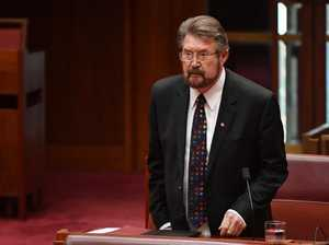 Derryn Hinch could be booted from Parliament over US links