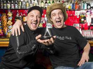 Thieves steal Samuel Johnson's silver Logie from pub