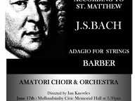 This concert series is part of a larger work which Amatori will present in full in August, combining with Brisbane based choir, Choral Connection.