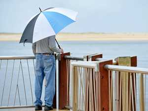 Showers to persist throughout day