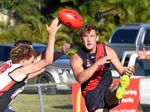 Hervey Bay Bombers cement third spot on table