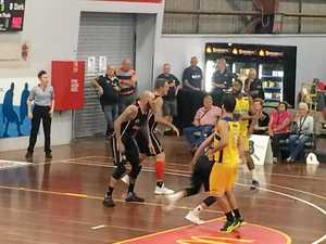 Townsville coach not happy with some calls after loss to Meteors