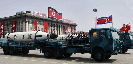 North Korea has recently increased its missile test launches amid mounting tensions in the region and with the USA.
