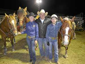 GALLERY: Father and son on why they love the rodeo life