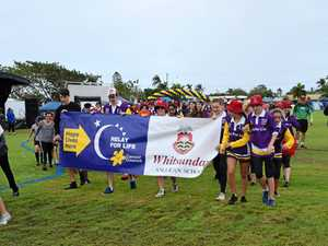 GALLERY: Relay for Life fills Harrup Park with hope