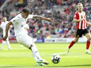 Hull in danger of relegation after Swansea win