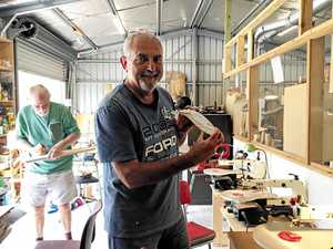 Woodworkers to steal Show