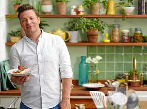 Jamie Oliver recognises Ipswich during Aussie trip