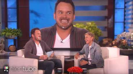 Chris Pratt plays Speak Out with DeGeneres guessing.